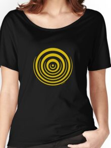 Mandala 16 Yellow Fever Women's Relaxed Fit T-Shirt