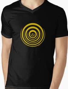 Mandala 16 Yellow Fever Mens V-Neck T-Shirt