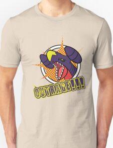 Garchomp's Outrage Unisex T-Shirt
