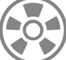 Mandala 21 Charcoal Sticker