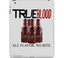 True Blood All Flavor No Bite iPad Case/Skin