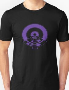 Mandala 23 Purple Haze Unisex T-Shirt