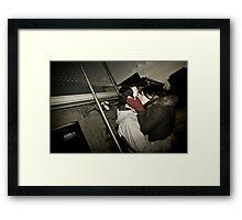 A Fleeting Moment Framed Print