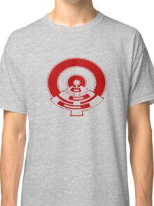 Mandala 23 Colour Me Red Classic T-Shirt