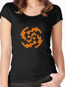 Mandala 10 Vitamin C Women's Fitted Scoop T-Shirt