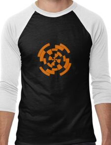 Mandala 10 Vitamin C Men's Baseball ¾ T-Shirt