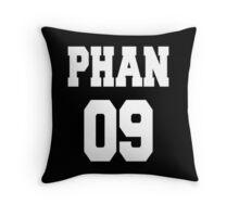 Phan 09 Throw Pillow