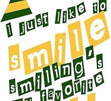 Elf Smile by Quadj
