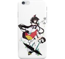 Touhou - Kagerou Imaizumi iPhone Case/Skin