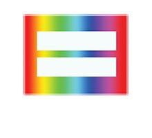 Equality (Rainbow) by Rogue86