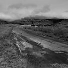 Road in the Drakensberg by BlaizerB