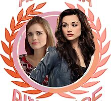 Allydia Alliance [The Hunter & The Banshee] by thescudders
