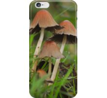 Room for some magic mushrooms iPhone Case/Skin