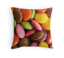 Chocolate sweets Throw Pillow