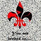 You are invited to....card by sarnia2