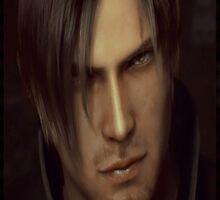 Resident Evil Damnation Leon by ravenandkuba