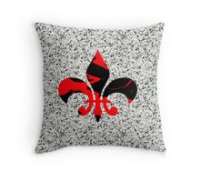 Something masculine -pour homme!  Throw pillow Throw Pillow