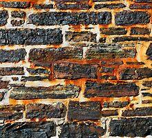 Fortress Wall by Paul Clarke