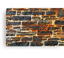 Fortress Wall Canvas Print