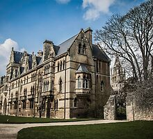 Christ Church, Oxford by Nicole Petegorsky