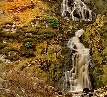 Maghera WaterFall by tjmasi