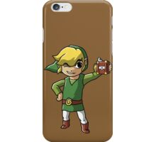 The Legend Of Selfie iPhone Case/Skin