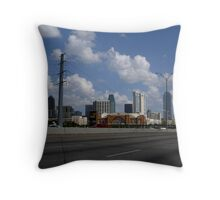 THE BIG PICTURE! Throw Pillow