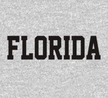 Florida Jersey Black by USAswagg
