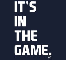 EA SPORTS IT'S IN THE GAME by darren155