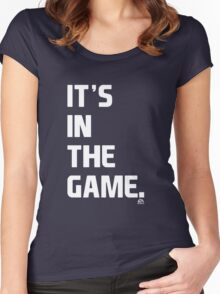 EA SPORTS IT'S IN THE GAME Women's Fitted Scoop T-Shirt