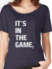 EA SPORTS IT'S IN THE GAME Women's Relaxed Fit T-Shirt