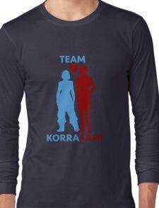 team korrasami Long Sleeve T-Shirt