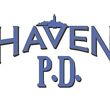 Haven PD Blue Logo by HavenDesign