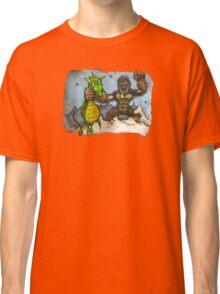 King Kong Vs. Floaty Classic T-Shirt