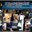 The Fishmonger by fenster