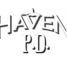 Haven PD White Logo by HavenDesign