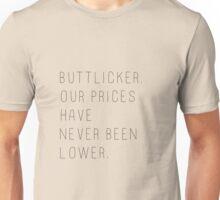 Buttlicker Design - The Office Unisex T-Shirt
