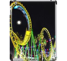 roller coaster iPad Case/Skin