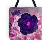 I Dream of Purple Roses... Tote Bag