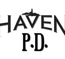 Haven PD Black Logo by HavenDesign