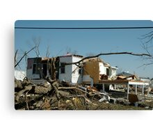 Reality of a midwest tornado 2 Canvas Print