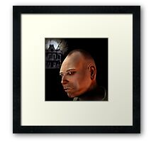 The Person Within Framed Print