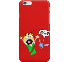Calvin, the Timeless Hero iPhone Case/Skin