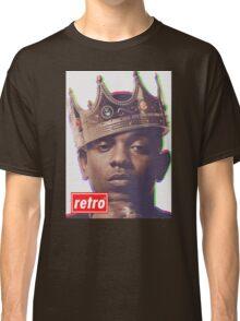 Kendrick Lamar - Retro  Classic T-Shirt