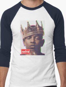 Kendrick Lamar - Retro  Men's Baseball ¾ T-Shirt