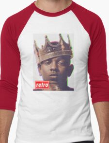 Kendrick Lamar - Retro  Men's Baseball ¾ T-Shirt