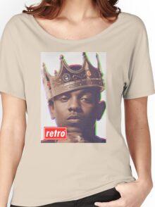 Kendrick Lamar - Retro  Women's Relaxed Fit T-Shirt