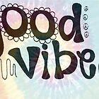 Tie Dye Good Vibes by alexavec