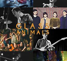 Glass Animals  by MikazukiMoon