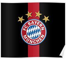 FC Bayern Munich Poster